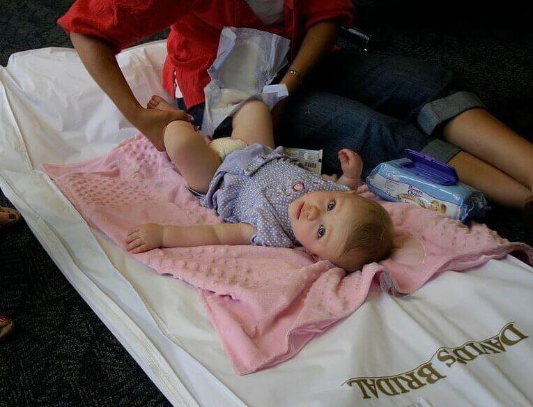 新生児用のおむつ比較
